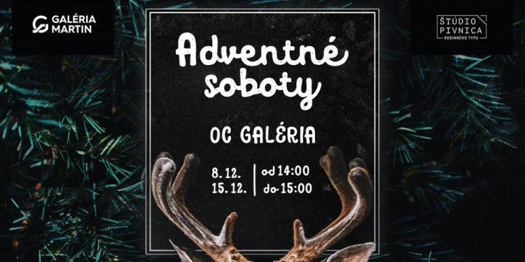 87991426a Adventné soboty v OC Galéria Martin – vRegióne.sk – Aktuálne ...